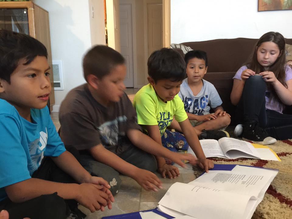 childrens class 4